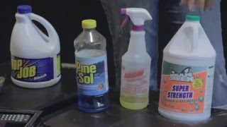 The Clean Up Woman, $10 Cleaning Supplies that really works for everything.. (WOW)