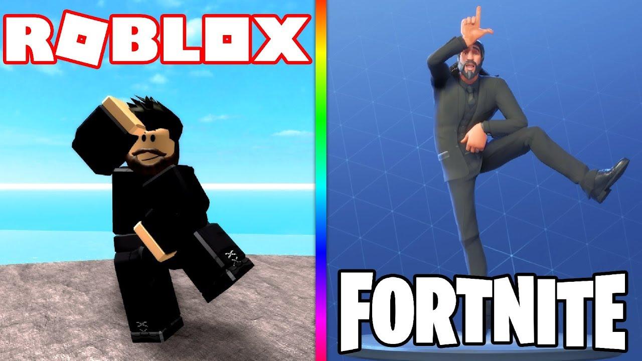 Fortnite Dances In Roblox Roblox Fortnite Dances Fortnite Dances In Roblox Youtube