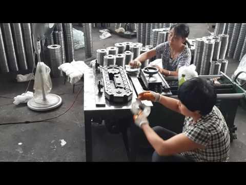 Как в Китае на заводе производитель маркируют стальные фланцы по Гост 12820-80 для России.