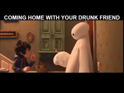 Coming Home With Your Drunk Friend Youtube