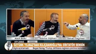 'Öztürk Yılmaz'ın CHP Dış İlişkilerden Sorumlu Genel Başkan Yardımcılığına kapasitesi yetm