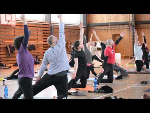 yoga a physiology
