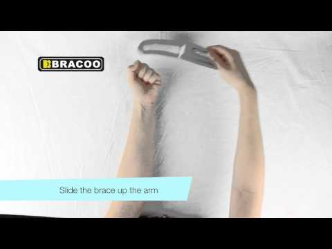 bracoo-tennis/golf-elbow-strap-with-eva-pad