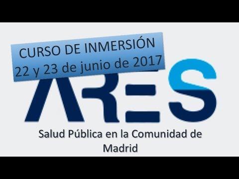 Salud Pública en la Comunidad de Madrid