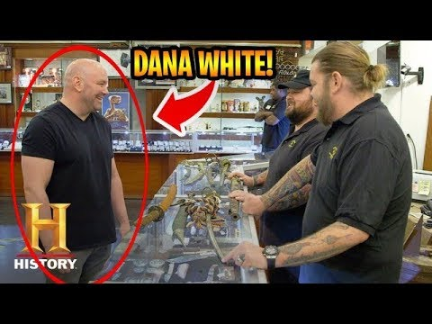 Pawn stars celebrity guests on batman