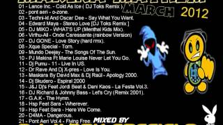 dj mark coffield aka dj beany makina mayhem mix march 2012