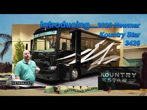INTRODUCING   2020 Newmar Kountry Star 3426   Mount Comfort RV