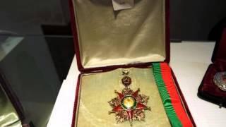 Ottoman medal for