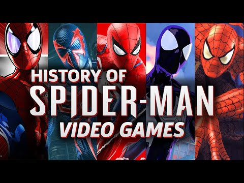 The History of Spider-Man Video Games