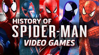 The History of Spider-Man Video Games streaming