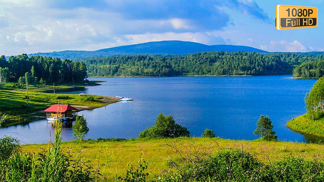 Vlasinsko jezero i priroda / Vlasina Lake and nature FHD - YouTube