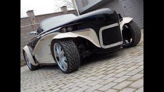 "Roadster ""Shark""из ГАЗ 20 ПОБЕДА двигатель 3,2 л"