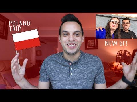 I'M BACK + POLAND TRIP PART 1