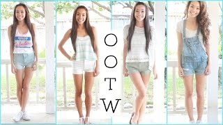 First Week of School//OOTW 2014! Thumbnail