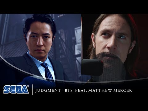 The Voices of Judgment | Matthew Mercer