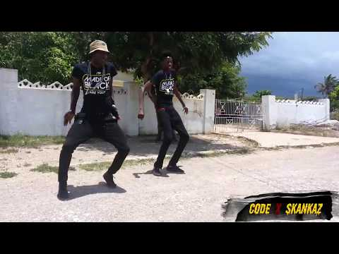 Popcaan - Ova Dweet - Code x Skankaz (OFFICIAL DANCE VIDEO)