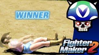 [Vinesauce] Joel - Fighter Maker 2 ( Masturbating Cowboy Simulator )
