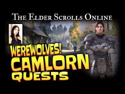 Elder Scrolls Online: Quests - Camlorn