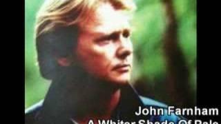 john Farnham -  A Whiter Shade Of Pale