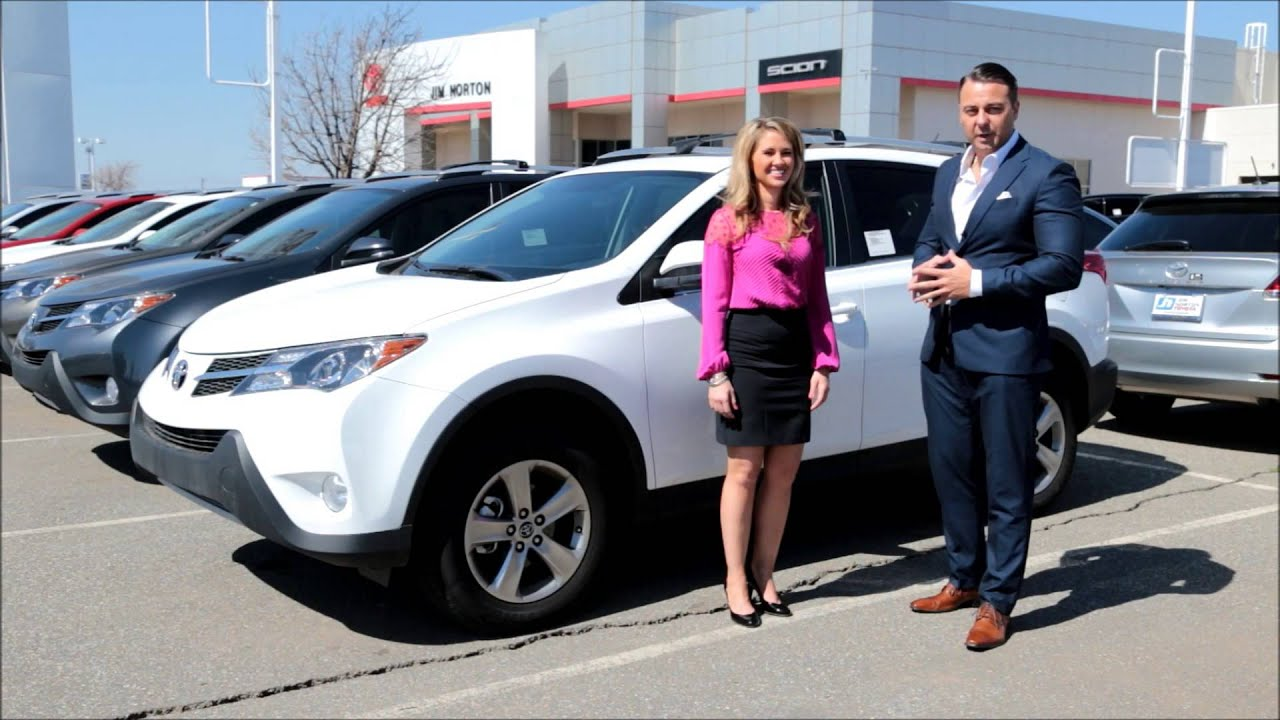 2015 Toyota Rav 4 Customer Review At Jim Norton Toyota OKC   YouTube