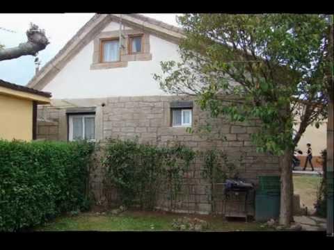 Revestimiento fachadas con piedra de mortero dise o de - Piedra artificial para fachadas ...