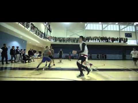 【Cut】Kris Wu Yifan Practising Basketball In Toronto