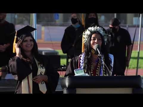 San Pedro High School Graduation June 10, 2021