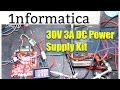 30V 3A DC  Regulated Power  Supply Kit from  Banggood - DIY Electronic Project
