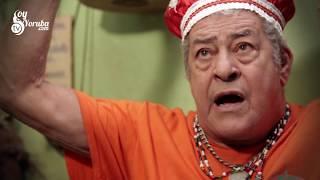 """MANOLO ESCAPARATE  """"Un Babalawo fuera de Serie """""""