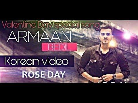 Rose Day Armaan Bedil New Panjabi Video Song Korean Video By Google Dj
