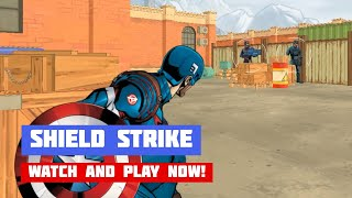Captain America: Shield Strike · Game · Gameplay