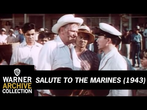 Salute to the Marines (Original Theatrical Trailer)