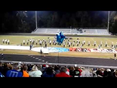 Strom Thurmond Marching Band @ Lower State 2016