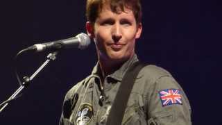 James Blunt - Postcards live Leipzig Arena 11.03.2014