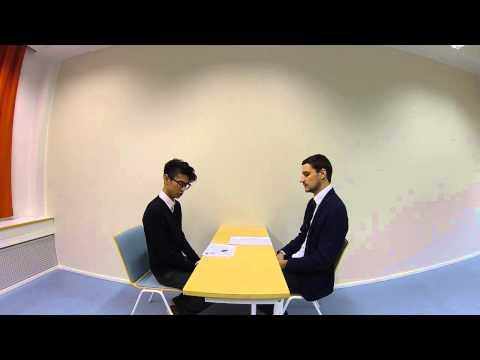 Job interview-HRM, Erasmus Lappeenranta Finland 2014