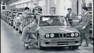 bmw e30 design and development