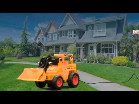 JCP Truck Videos for Kids | 3D Construction Videos