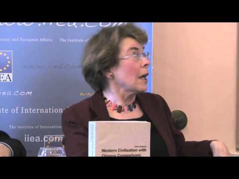 Misunderstanding China: Cultural Barriers, Western Responses - Blair and McCormack - 25 Sept 2014