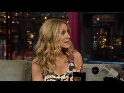Jessica Parker (Letterman)