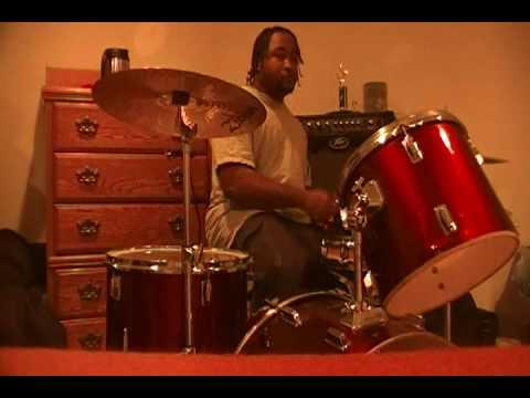Eminem underground drum cover by steve parker