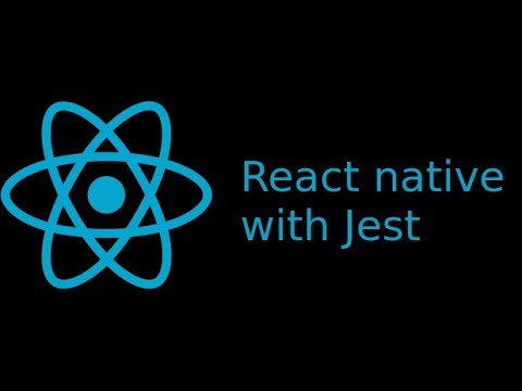 React-Native Test with jest #2 function and state testing