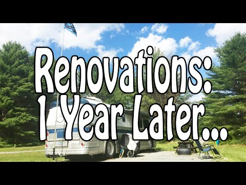One Year Later: Bus Renovation Recap - Our 5 Favorite Upgrades