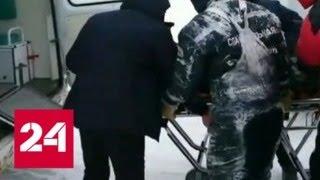 В Самарской области спасатели 17 часов искали заблудившуюся в поле женщину - Россия 24