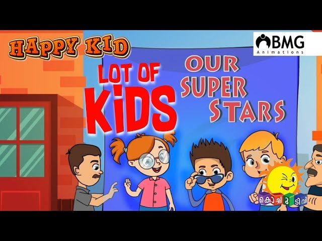 Happy Kid | Lot Of Kids | Episode 125 | Kochu TV | Malayalam