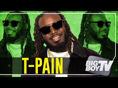 T-Pain on His Best   Being a GOAT Kanye West & Wasting Money
