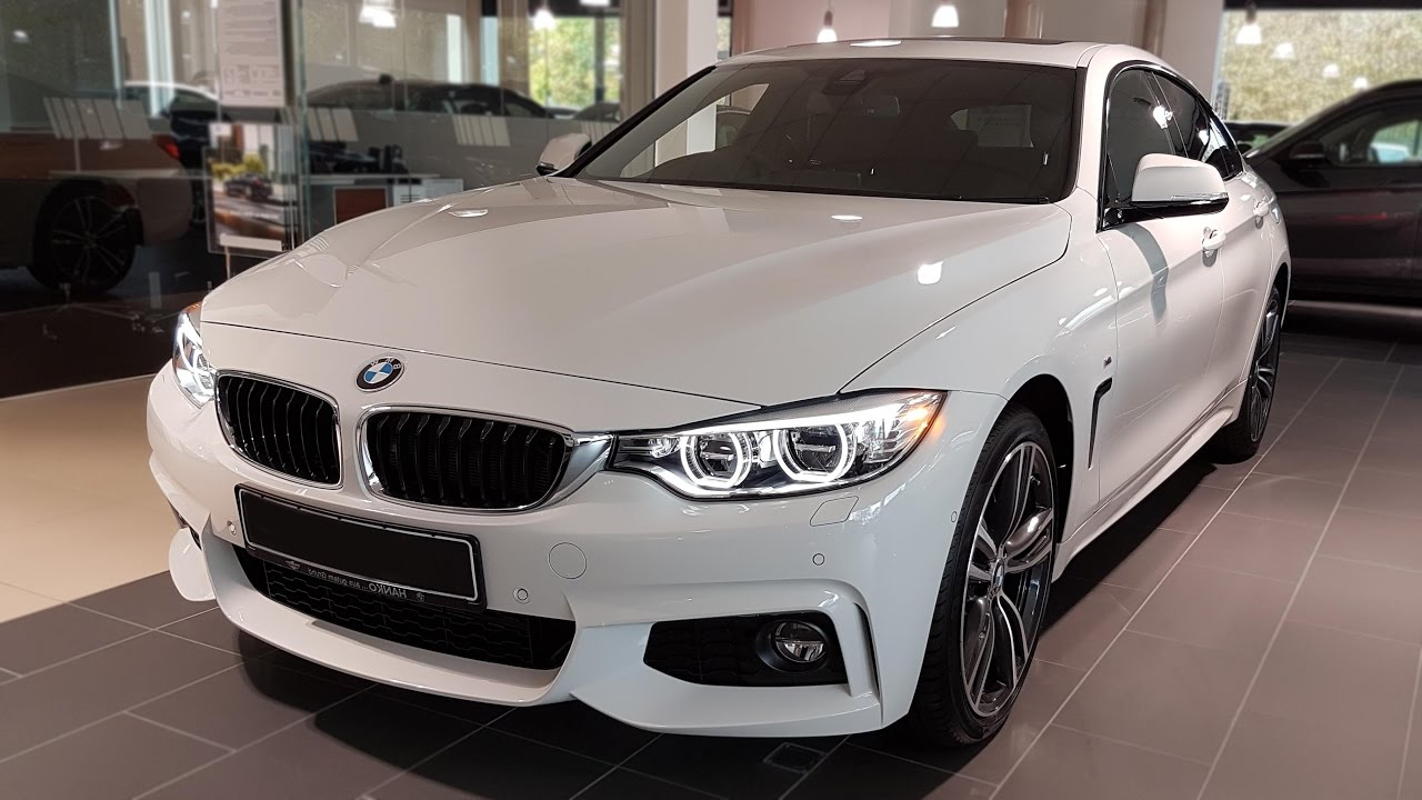 2017 BMW 440i XDrive Gran Coupe Modell M Sport