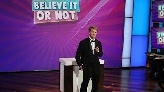 It's a Brand New Segment: 'Believe It or Not!'