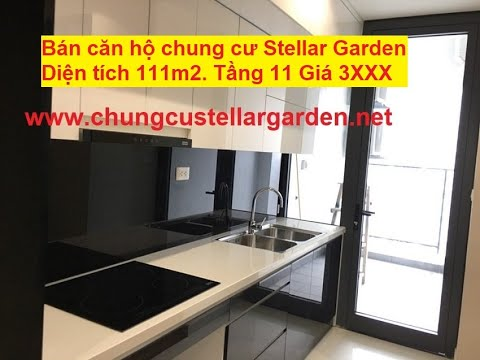 Bán Căn hộ chung cư stellar garden 111m2