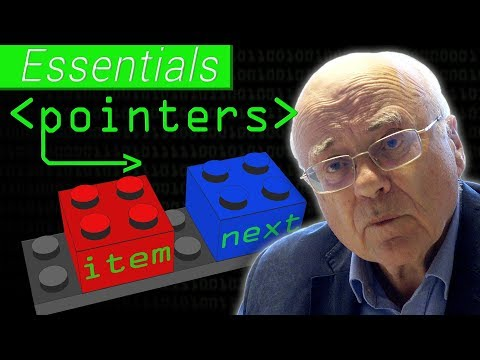 Essentials: Pointer Power! - Computerphile