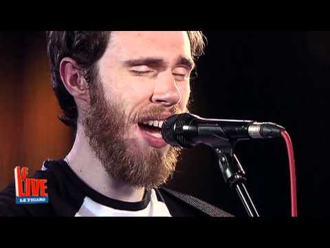 James Vincent McMorrow - Someone Like You - Le Live